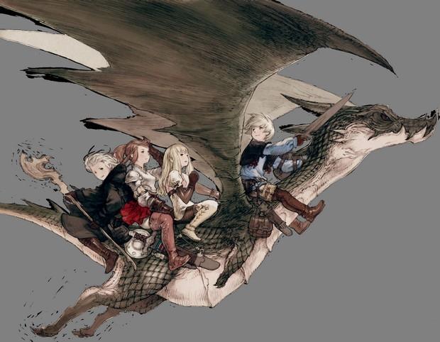 Final Fantasy Gaiden: Four Warriors of Light arriva in occidente?