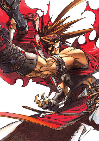 Guilty Gear XX Accent Core PLUS - recensione - Wii
