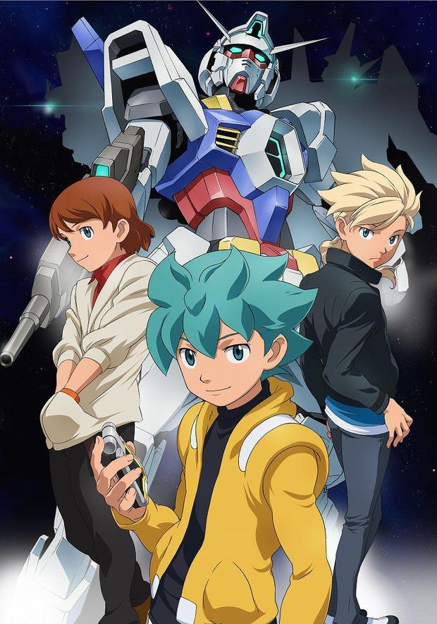 Level-5 sviluppa un RPG dedicato alla serie Mobile Suit Gundam AGE