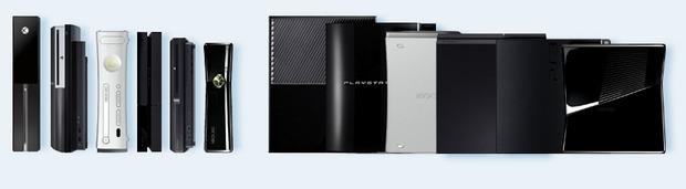 PlayStation 4 è la console next-gen più piccola
