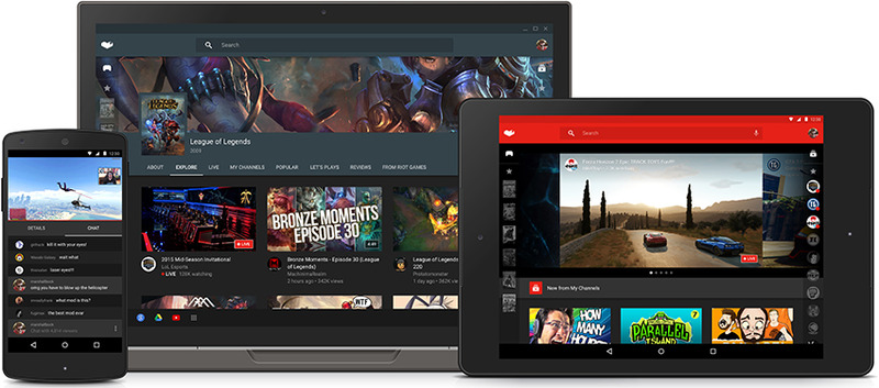 Google sfida Twitch con YouTube Gaming