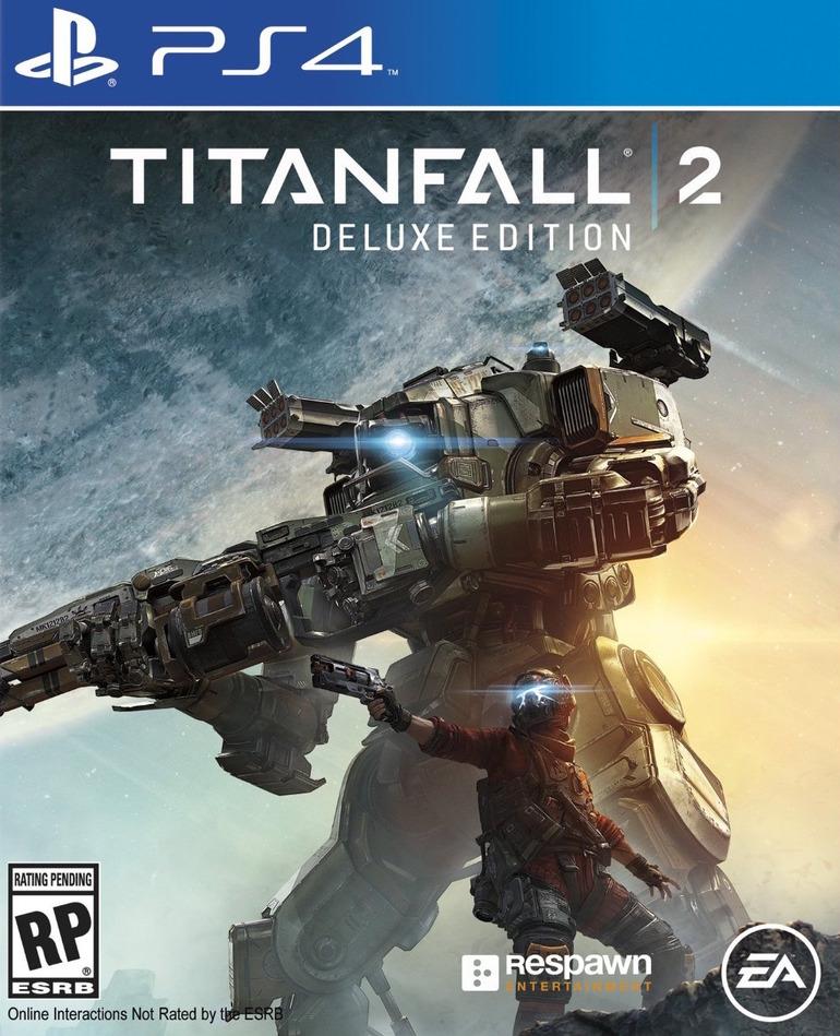Titanfall 2: preordini aperti, svelate tre edizioni speciali