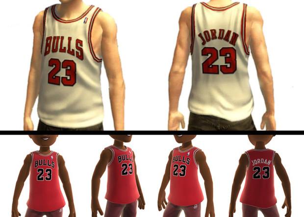 NBA 2K11: la maglia di Michael Jordan col pre-order del gioco