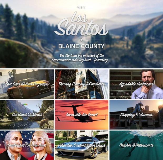 GTA V: rilasciati nuovi screenshots e artwork