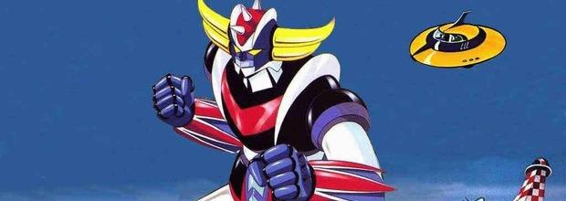 Ufo Robot Goldrake: la serie animata nelle edicole in DVD da La Gazzetta dello Sport e Yamato Video - Notizia