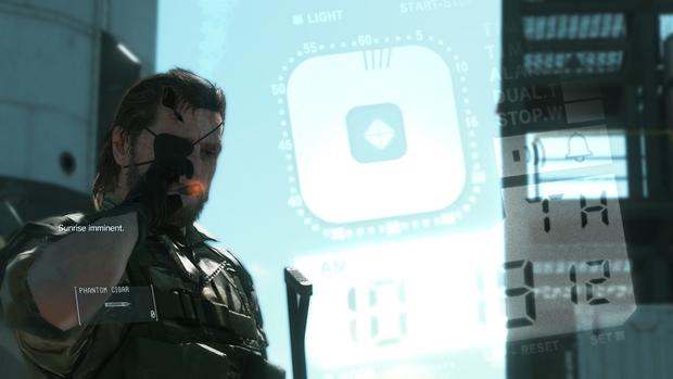 Metal Gear Solid V: The Phantom Pain, screenshot dalla Gamescom