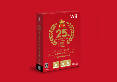 Super Mario Collection Special Pack mostra l'intera custodia