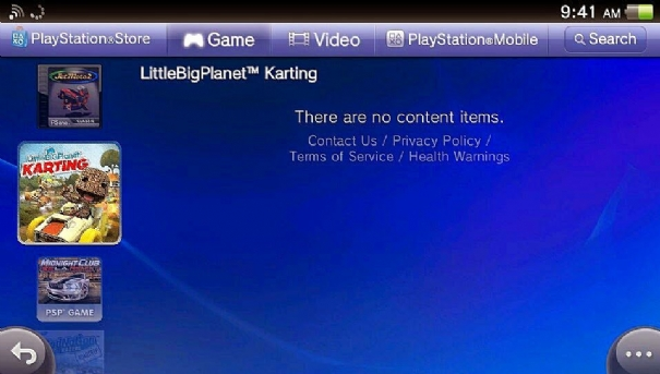 LittleBigPlanet Karting arriverà su PlayStation Vita?
