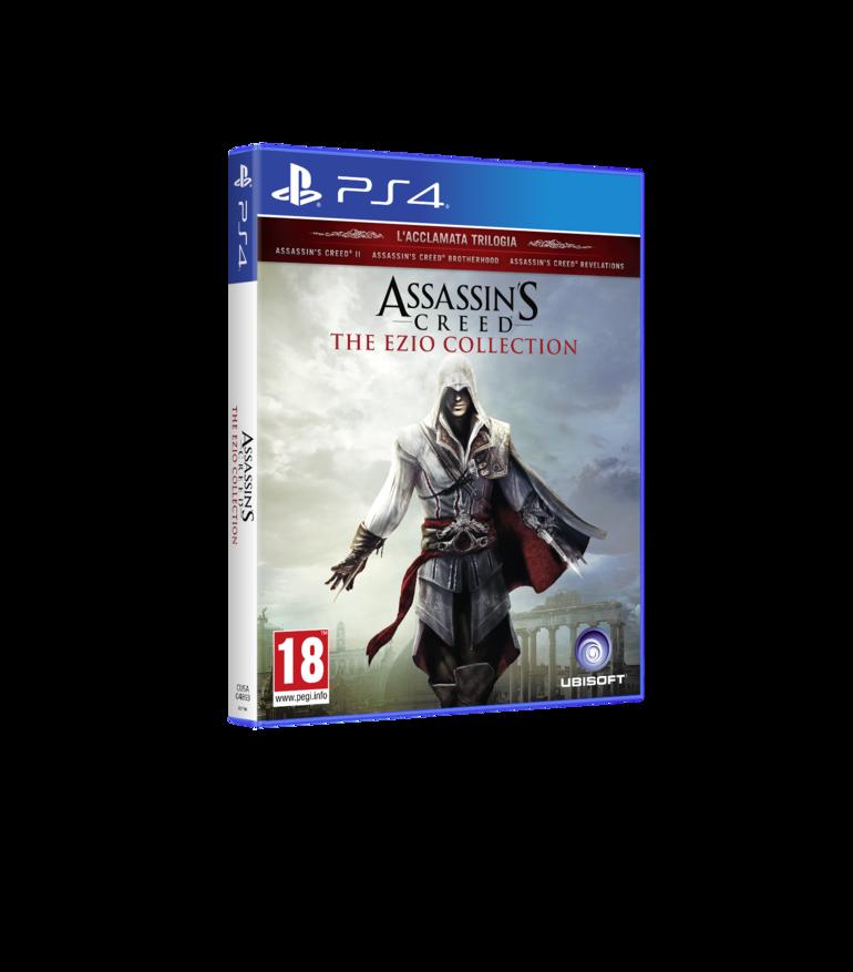 Confermato ufficialmente l'arrivo di Assassin's Creed: The Ezio Collection