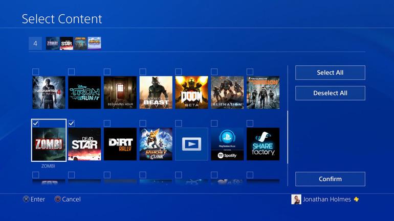 PlayStation 4: guida a tutte le novità del firmware 4.0