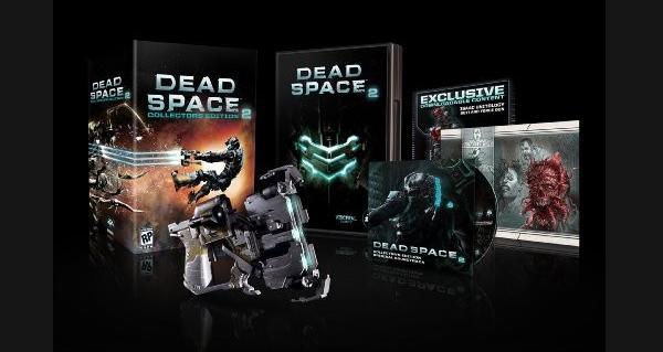 Dead Space 2, Amazon mostra per errore la Collector's Edition