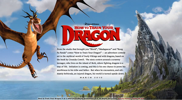 every dragon in how to train your dragon