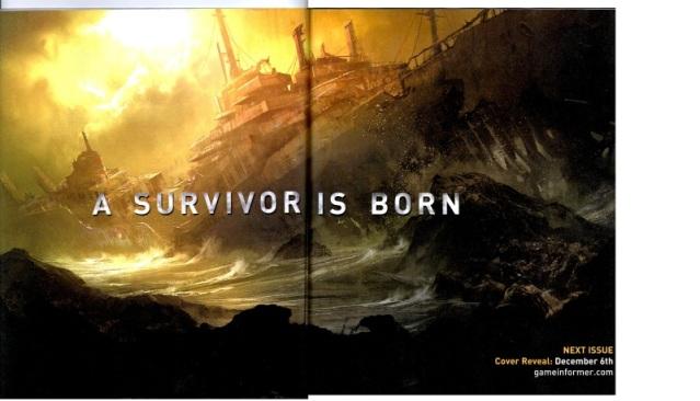 Tomb Raider 9, GameInformer pubblica un'immagine teaser?