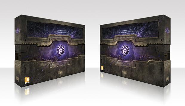 StarCraft II: Heart of the Swarm disponibile dal 12 Marzo 2013