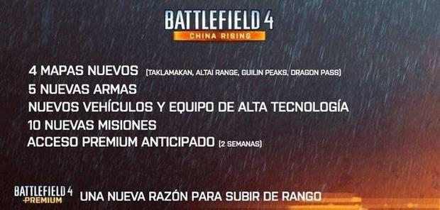 Battlefield 4: spuntano i nomi delle mappe del DLC China Rising
