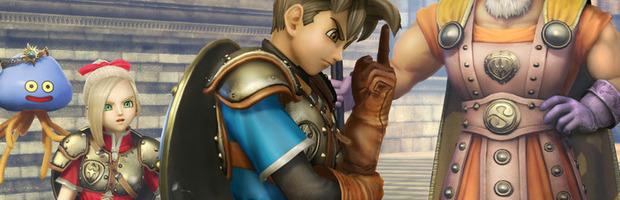 Dragon Quest Heroes: non è prevista nessuna modalità multiplayer online