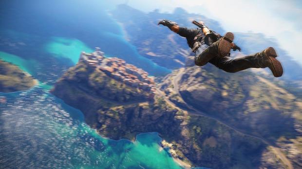 Just Cause 3: prime immagini del gioco