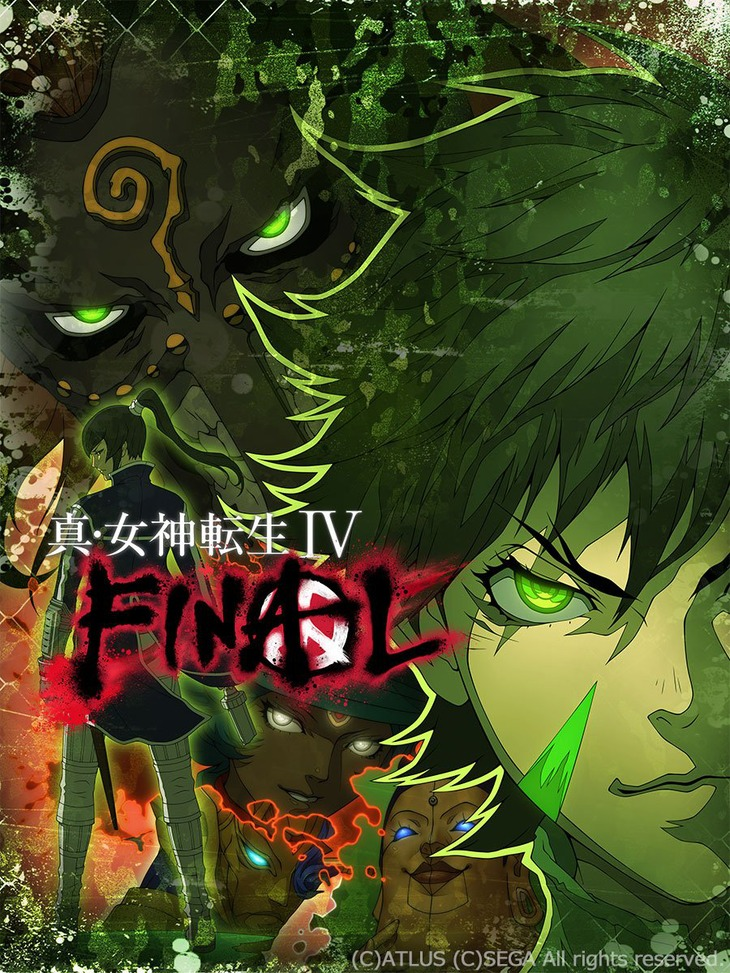 Shin Megami Tensei IV Final: boxart e video gameplay dal Nintendo Direct