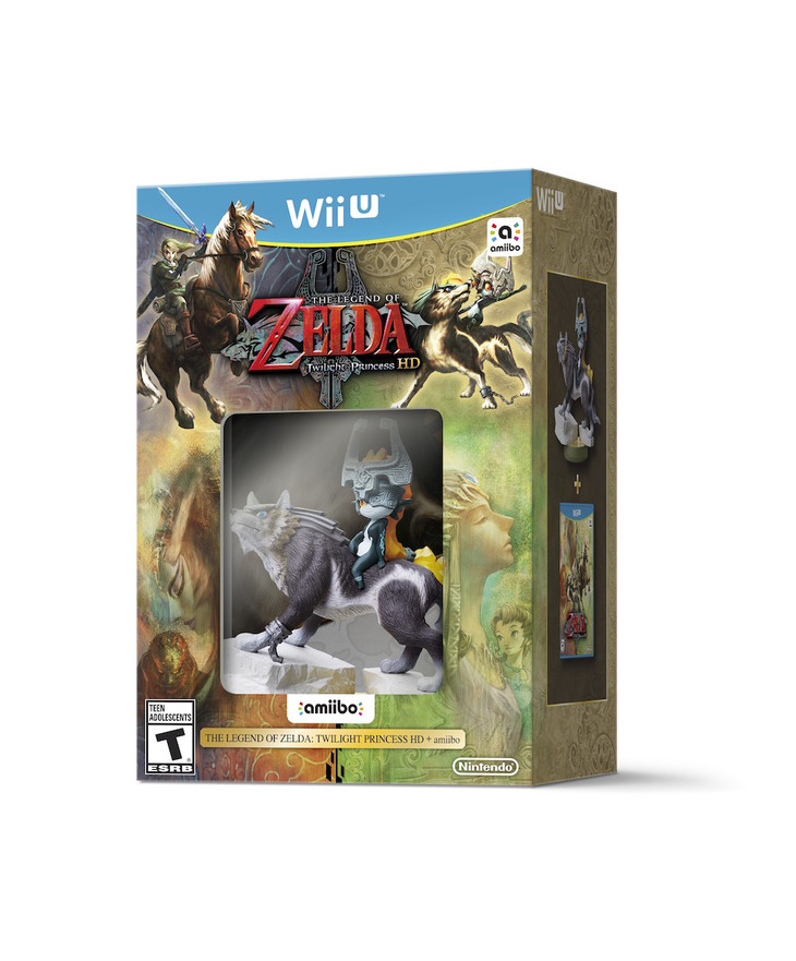Annunciato The Legend of Zelda: Twilight Princess HD