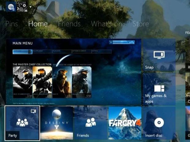 Xbox One: menu trasparenti in arrivo con uno dei prossimi aggiornamenti?