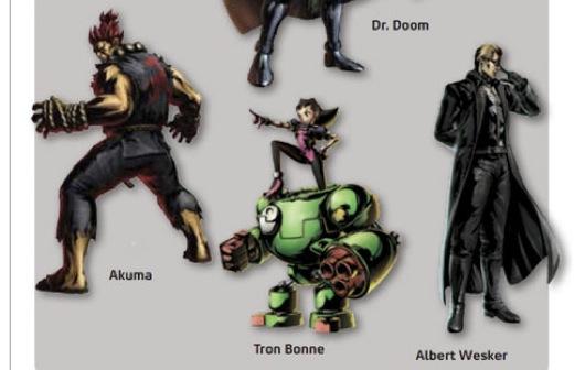 Marvel vs Capcom 3: nuove conferme per Akuma