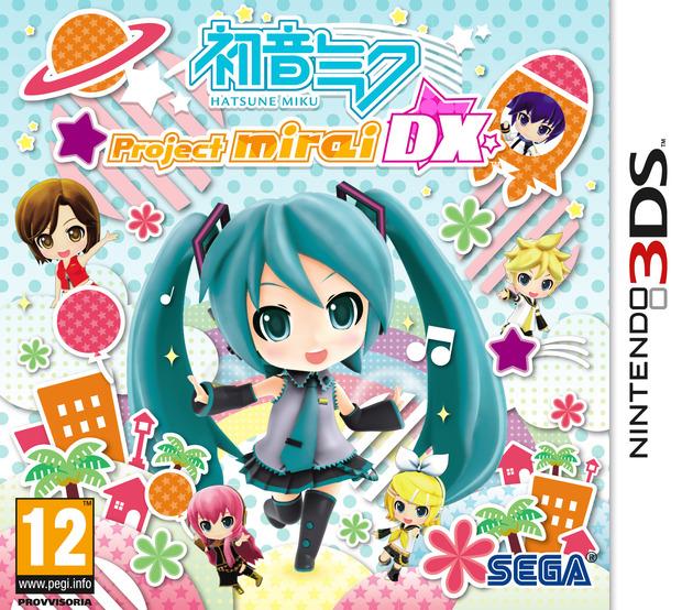 Hatsune Miku Project Mirai DX: data di uscita annunciata