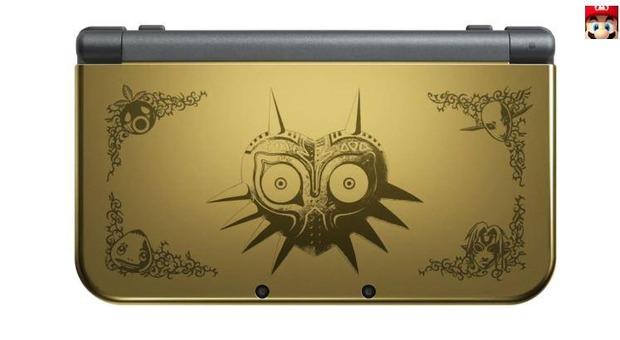 New Nintendo 3DS XL: Un video ed un'immagine per l'edizione dedicata a Majora's Mask