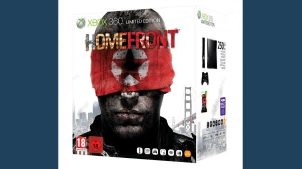 Homefront: in arrivo un bundle con Xbox 360