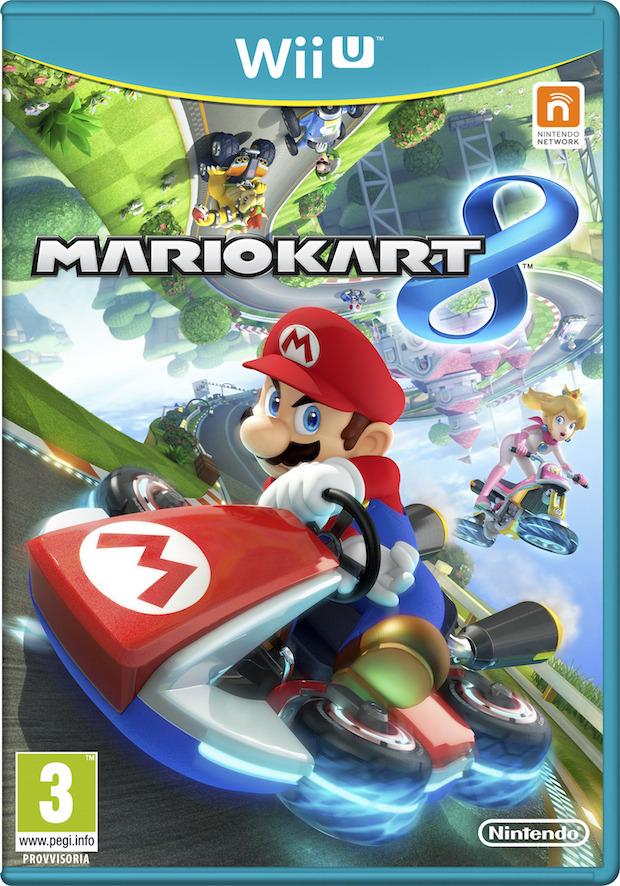 Mario Kart 8: data di uscita e nuovo trailer
