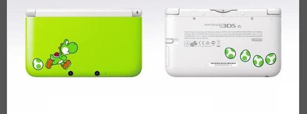 Yoshi's New Island: annunciata la Special Edition del 3DS XL per l'Europa