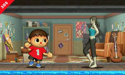 Super Smash Bros: nuova immagine per la versione 3DS