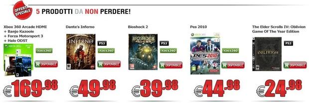 Gamestop, Online la nuova promozione Ecommerce
