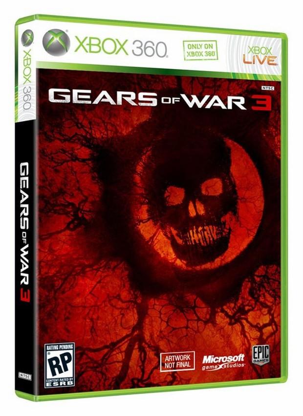 Gears of War 3: cover e ulteriori dettagli sul gioco