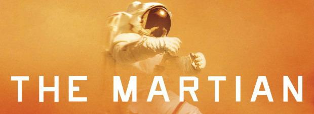 The Martian: una pagina dello script è stata spedita in orbita nello spazio