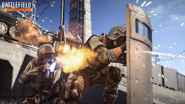 Battlefield 4: prima immagine dell'espansione Dragon's Teeth