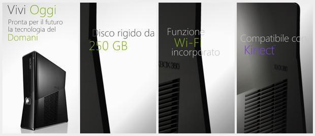 Prima immagine della Xbox 360 Slim