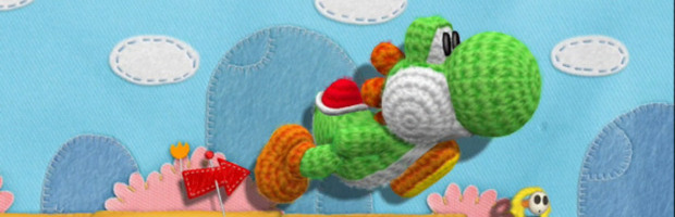 Yoshi's Woolly World: gameplay dalla Games Week 2014 su Twitch - Notizia