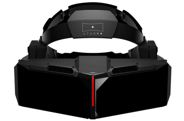 StarVR è il visore per la realtà virtuale di Starbreeze