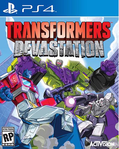 Primi dettagli su Transformers Devastation, il nuovo gioco di Platinum Games
