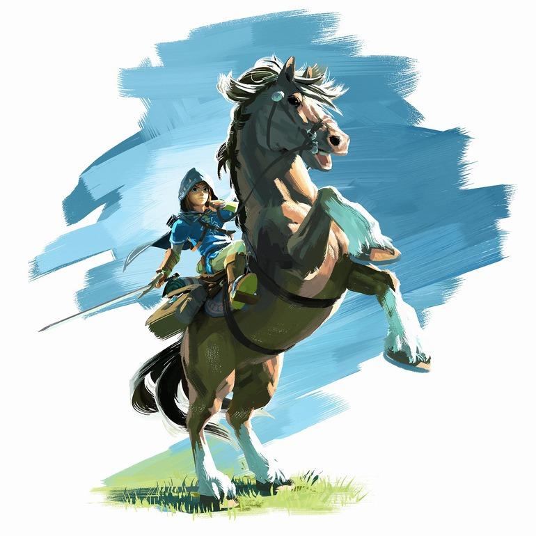 The Legend of Zelda Breath of The Wild: nuove immagini e video gameplay