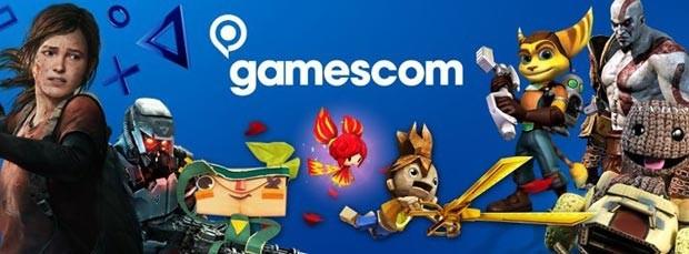 Nuovi personaggi nel banner Gamescom 2012 di Sony
