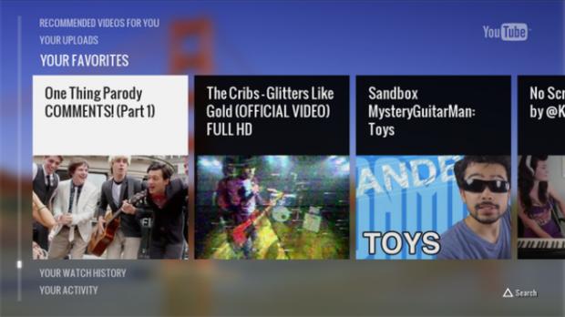Youtube arriva su PlayStation 3