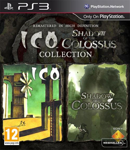 ICO/Shadow of The Colossus Collection, spunta la boxart ufficiale