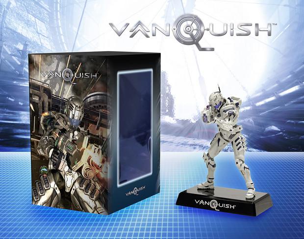 Vanquish, la limited edition è un'esclusiva di Francia e Regno Unito