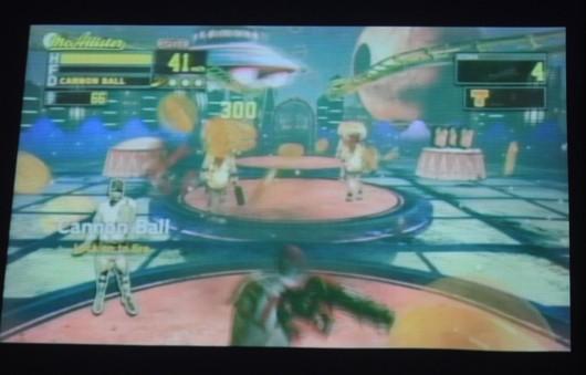 Rivelato Diabolical Pitch, il titolo Grasshopper per Kinect