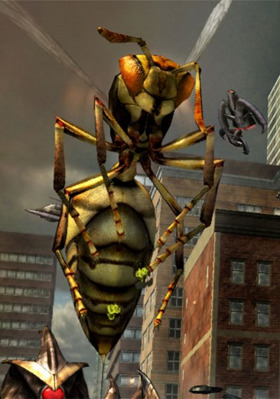 Earth Defense Force: Insect Armageddon - recensione - PS3