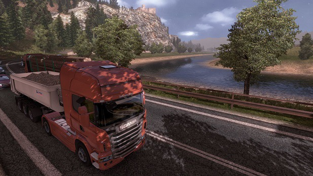 Euro Truck Simulator 2: Going East! - recensione - PC
