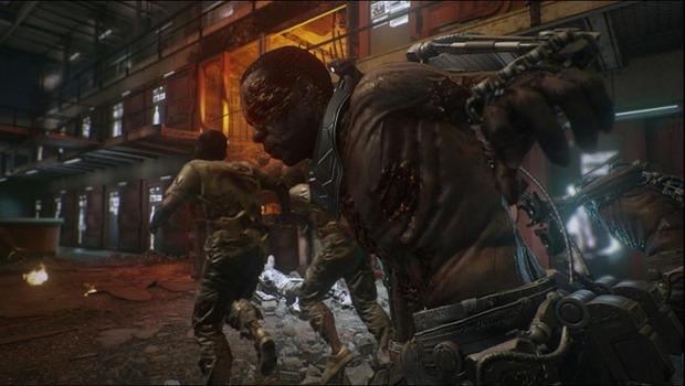 Call of Duty Advanced Warfare: un'immagine conferma la presenza degli zombie