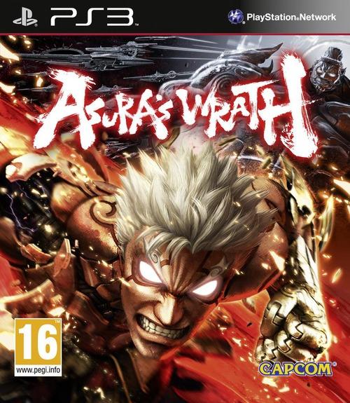 Asura's Wrath: annunciata la boxart e la data di uscita europea