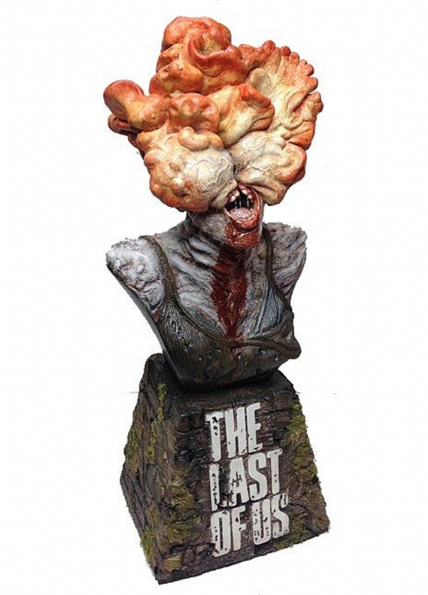 The Last of Us: presentata una nuova statuetta